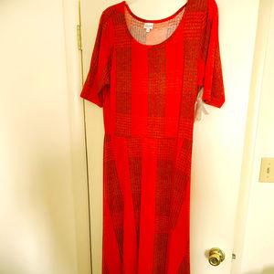 Jersey Maxi Dress (Lularoe Ana)